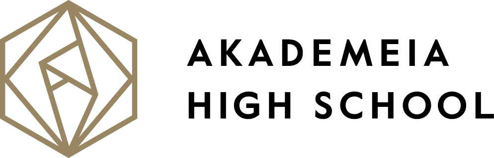 Akademeia High School logotyp